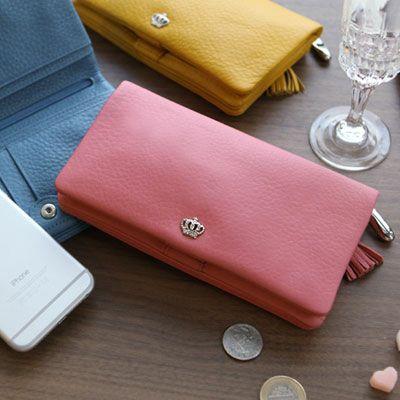 60代プレゼントにおすすめの傳濱野長財布