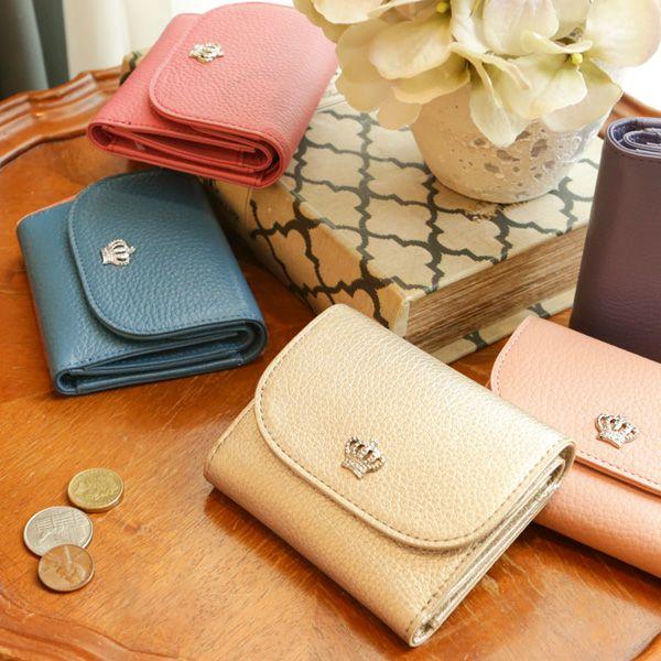 クリスマスプレゼントにおすすめなお財布は傳濱野のパルムです