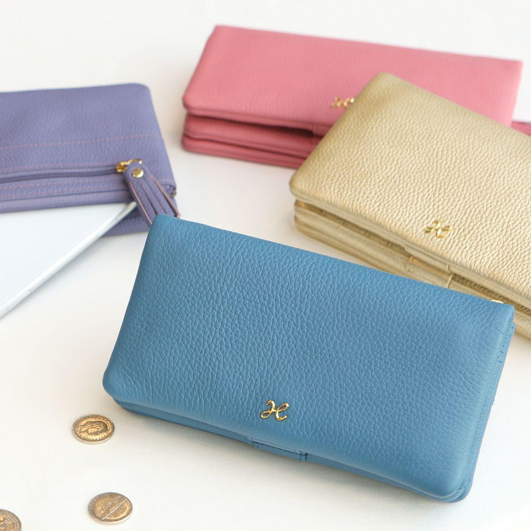 クリスマスプレゼントにおすすめなお財布は傳濱野のリュフカフェリーチェです